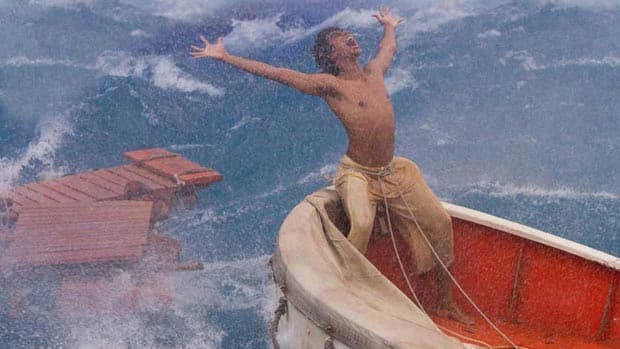 Film - Life of Pi