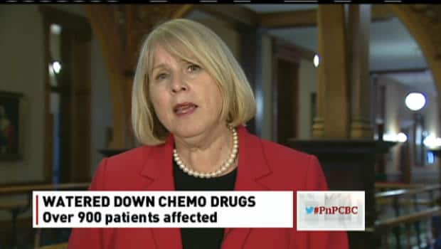 Politics - Chemo drugs oversight