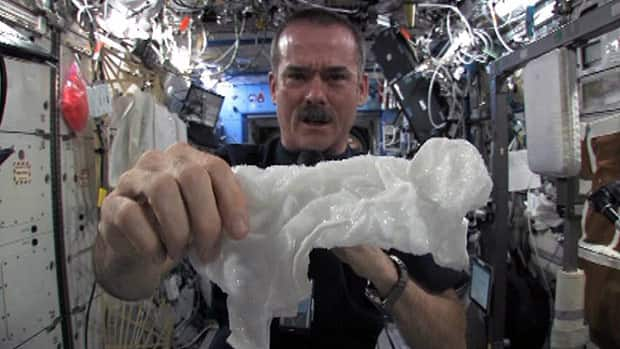 Science - ISS experiment