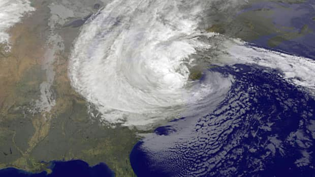 The National - Tracking Hurricane Sandy