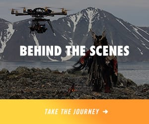 Behind the Scenes: Take the Journey