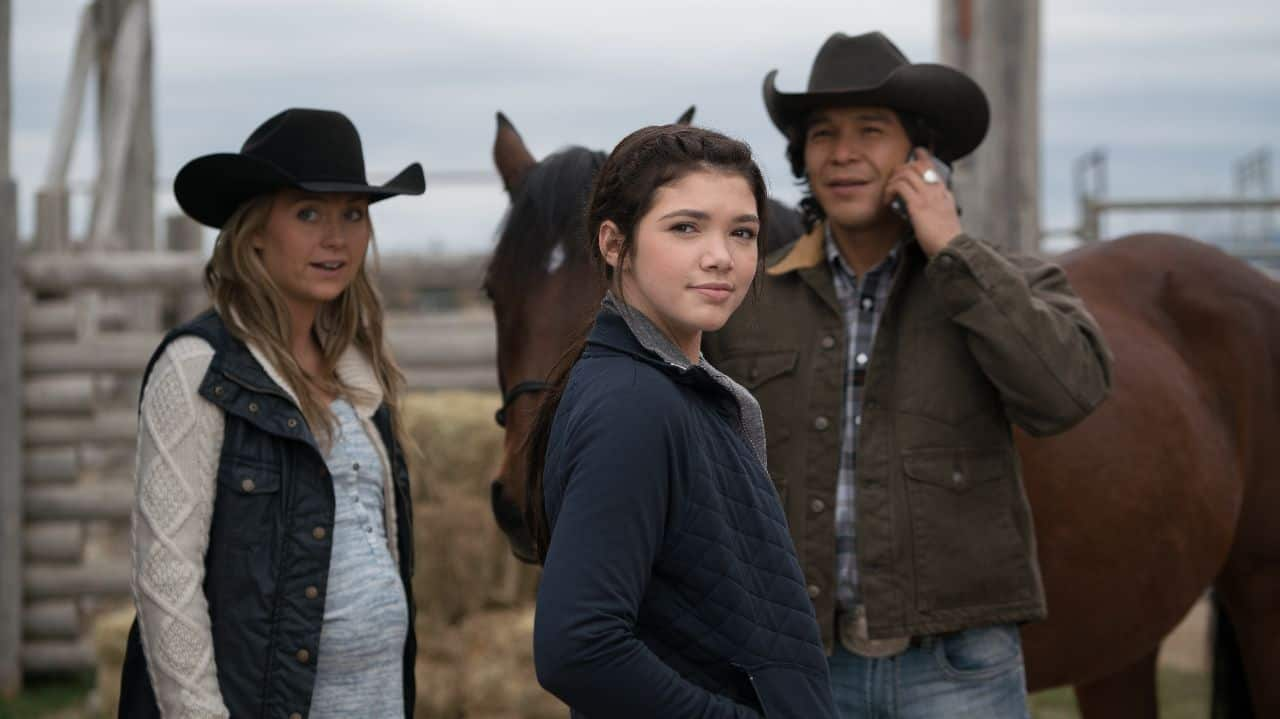 Canada: NEW episode Sunday, Feb 19 - Heartland