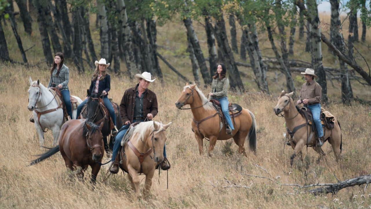 Special Encore Episode of Heartland This Sunday