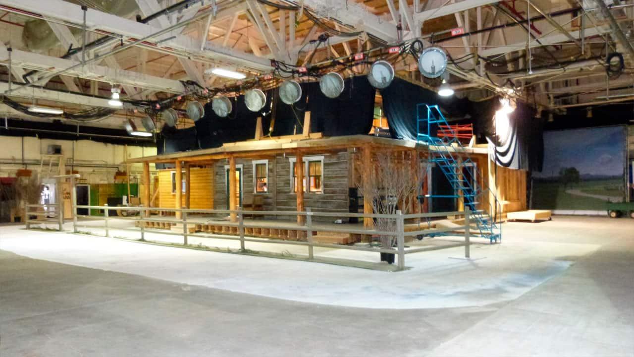 "Garage Floor Plan >> Spring cleaning: Heartland's ""Garage"" - Heartland"