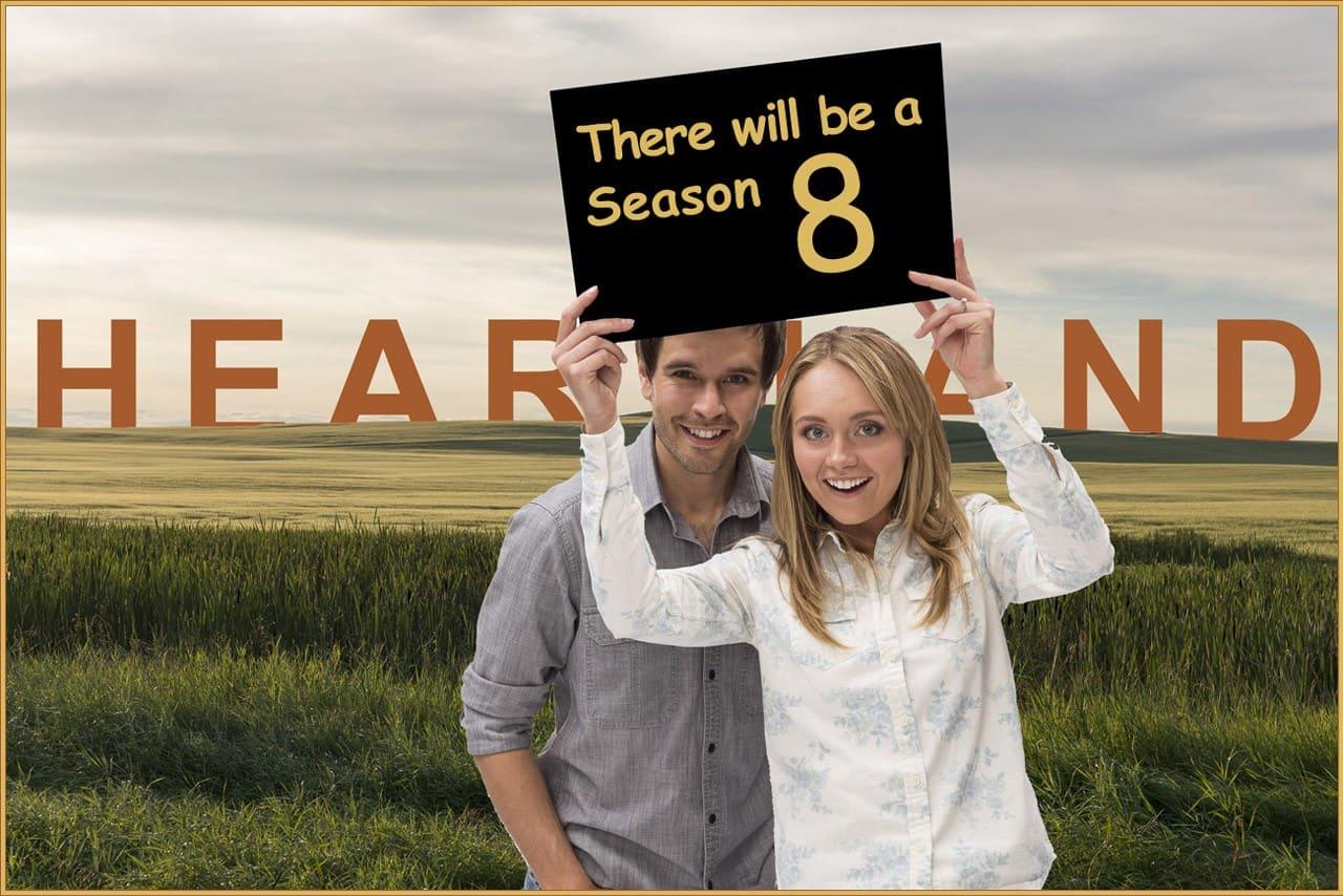 Heartland has been renewed for an 8th season! - Heartland