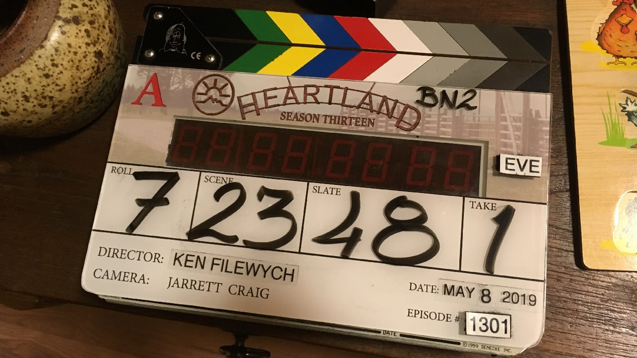 Heartland Season 13 Production Begins!