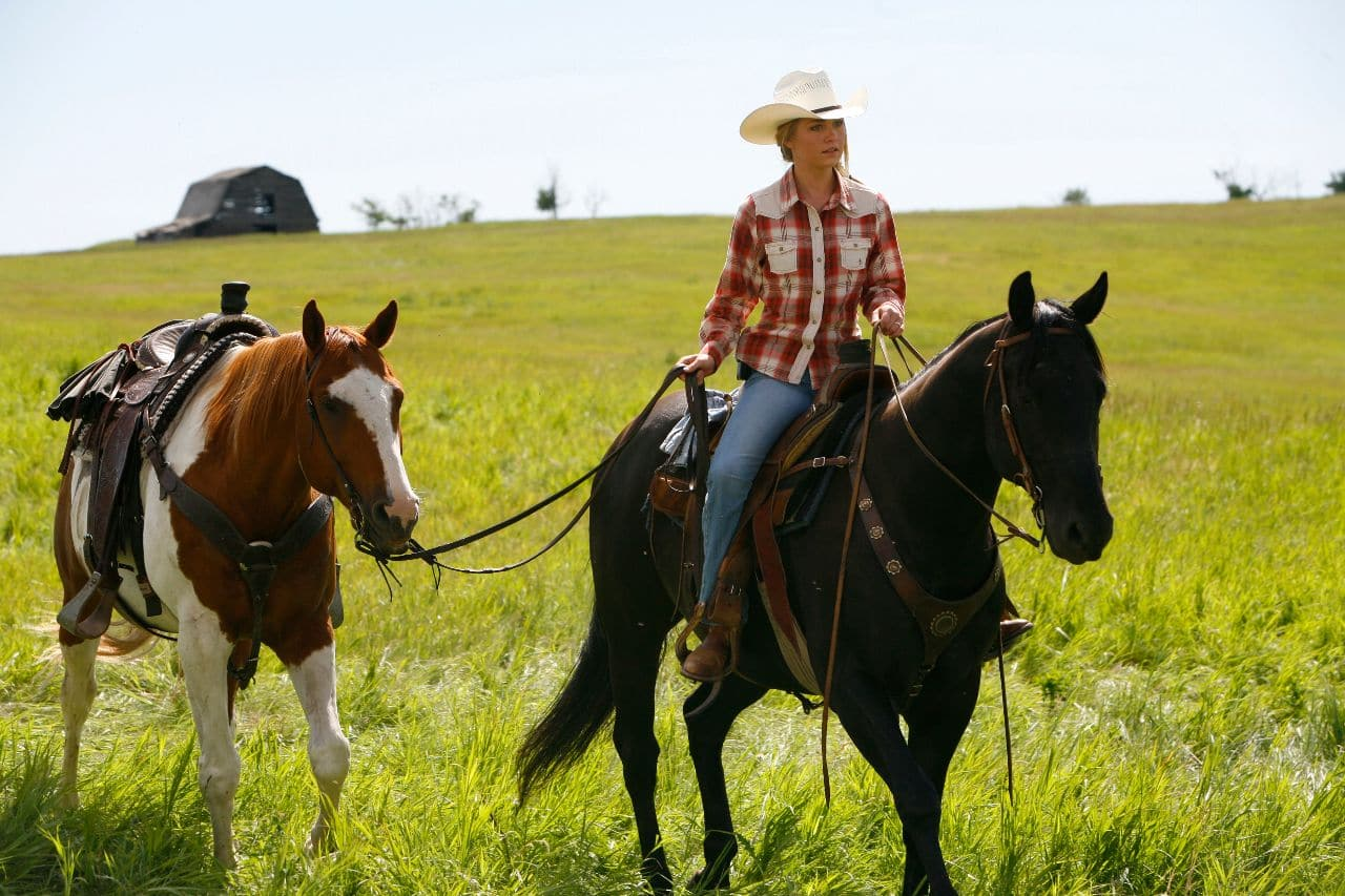 Amy More Horsing Around Please Heartland