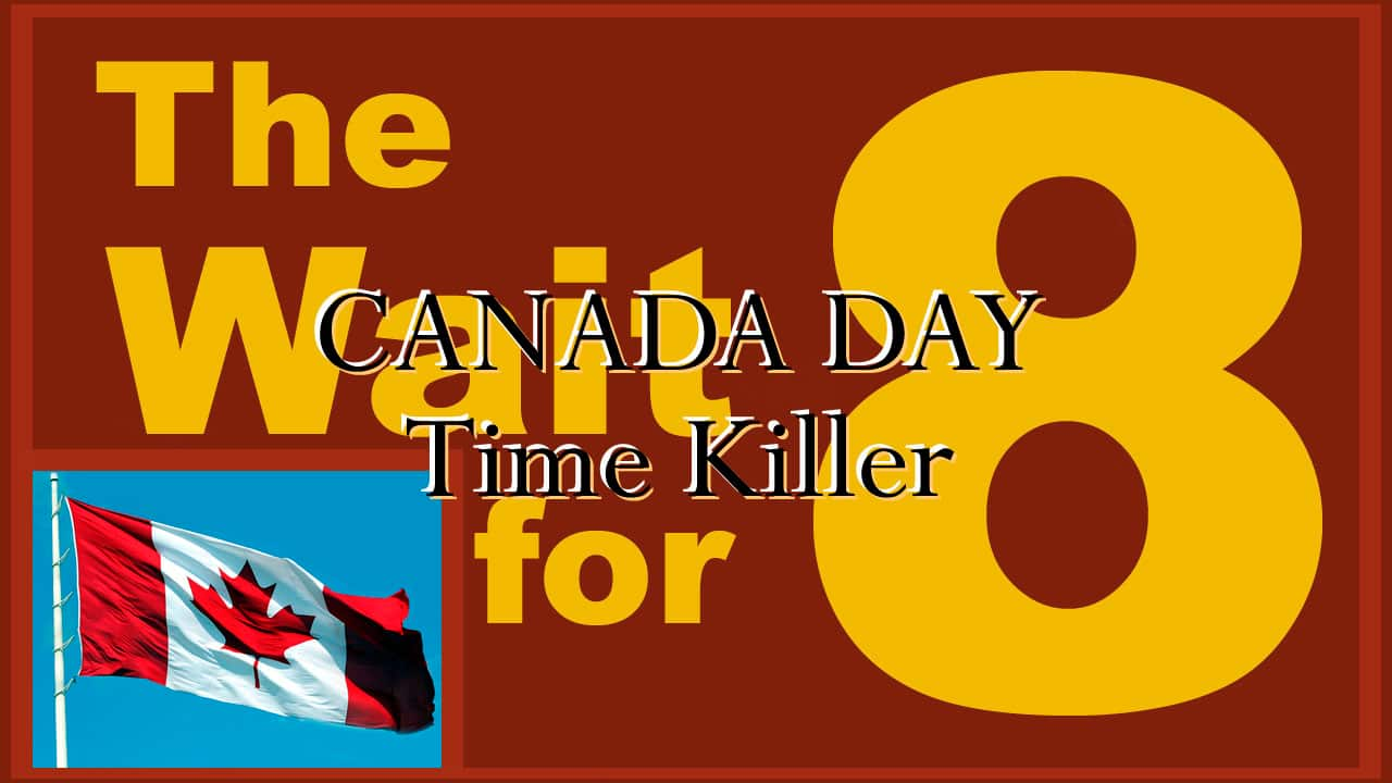 A Canada Day Time Killer challenge for you! - Heartland