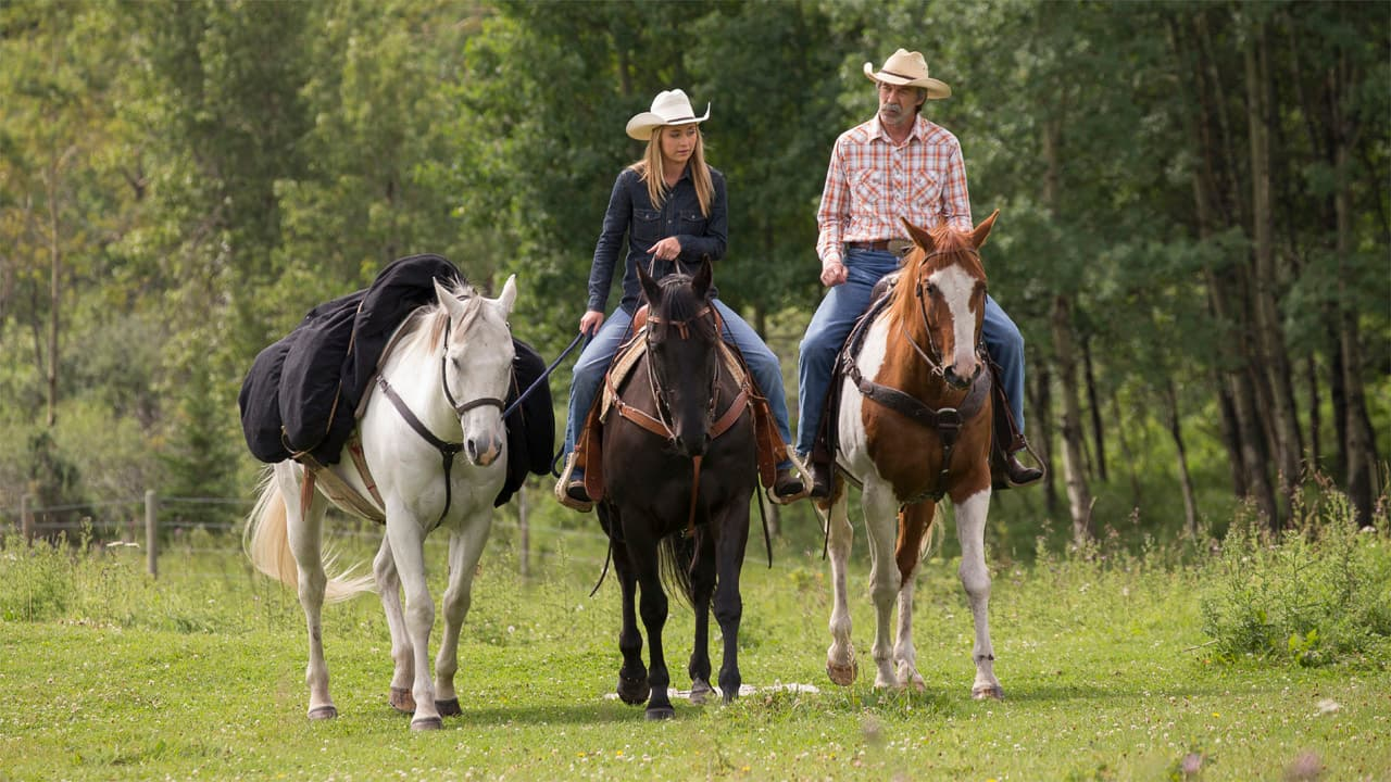 New Episode This Sunday And Heartland Needs Extras