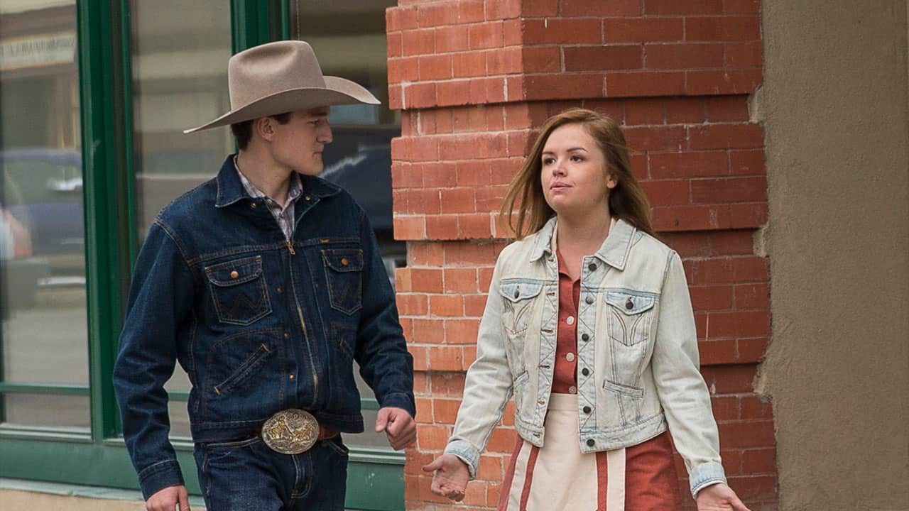 Thursday October 17 - another NEW Heartland episode this ...