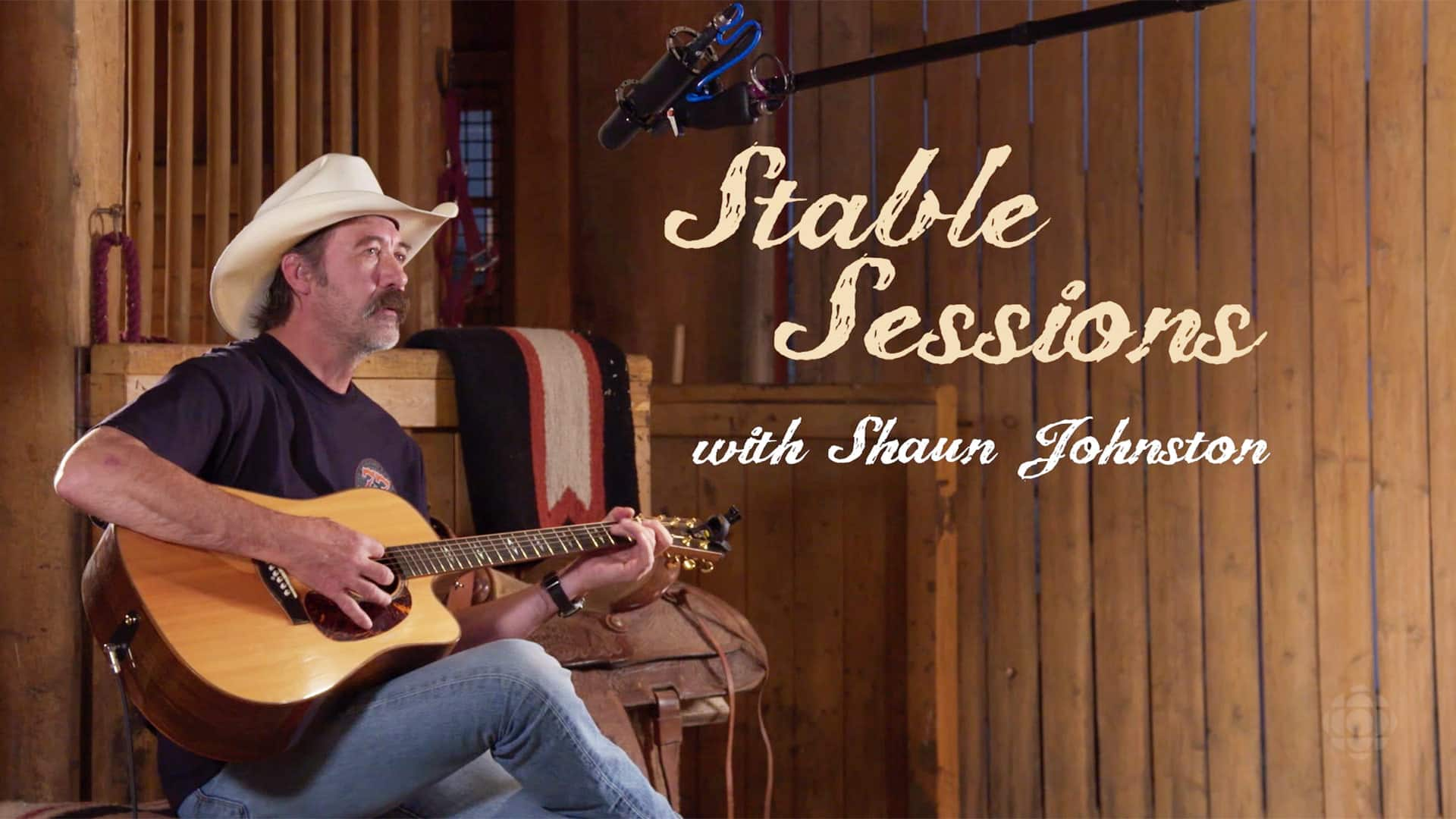 Stable Sessions with Shaun Johnston