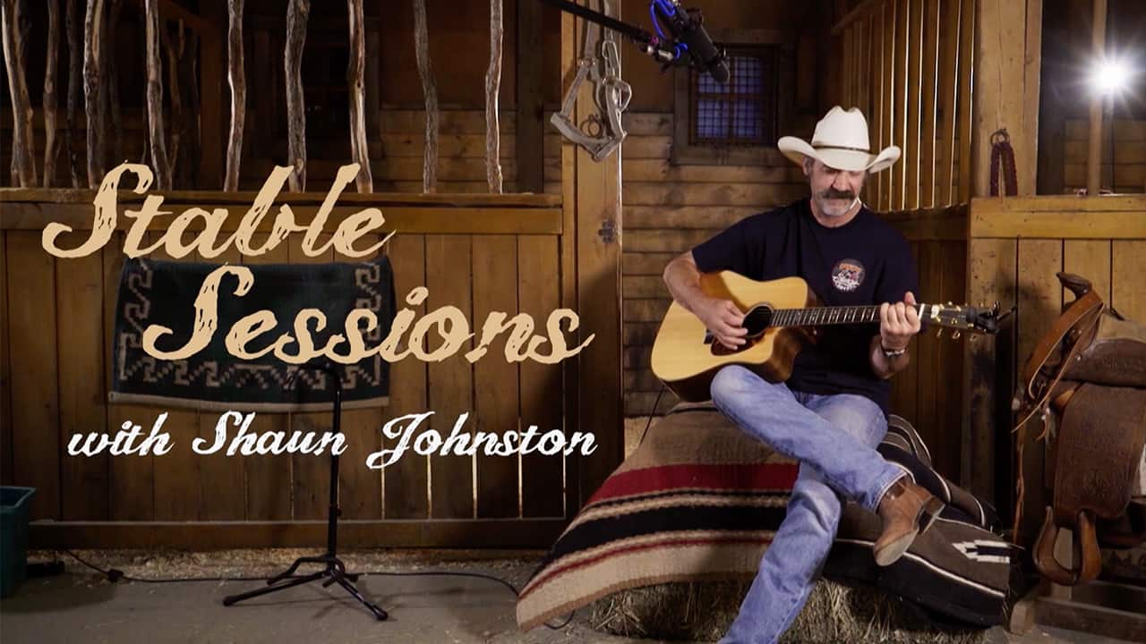 Stable Sessions With Shaun Johnston - Valentine's Day Edition!