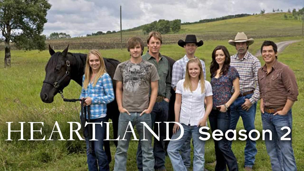 Heartland (TV Series 2007– ) - Cast - IMDb