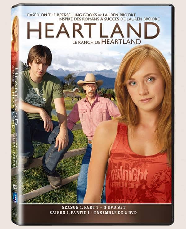 heartland season one on dvd