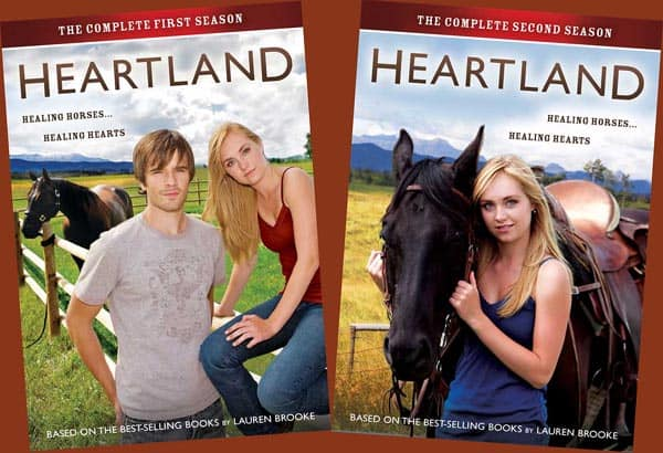 Heartland Seasons One And Two Dvd Street Dates Heartland