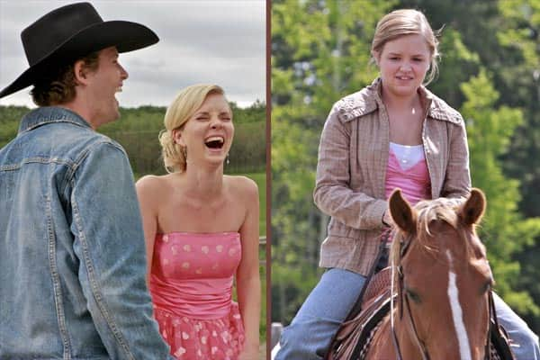 Breaking News Part Ii Meet Jessica Amlee Cindy Busby And Kerry James In Vancouver Heartland