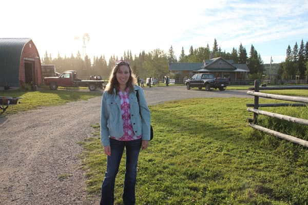 Special Guest Post Kathryn S Trip To The Set Of Heartland