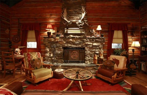 Production designer rick roberts has answered your Heartland house