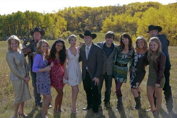 Ashley And Caleb A Wedding Album Heartland