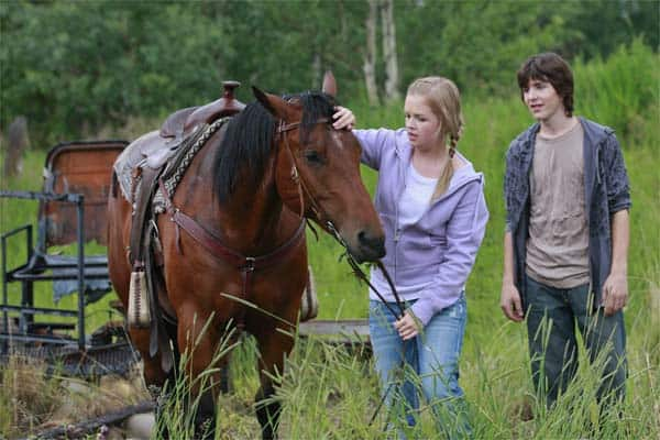 Another new Heartland episode this Sunday on CBC! - Heartland
