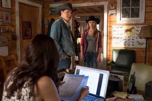 Photos from season six, episode three of Heartland