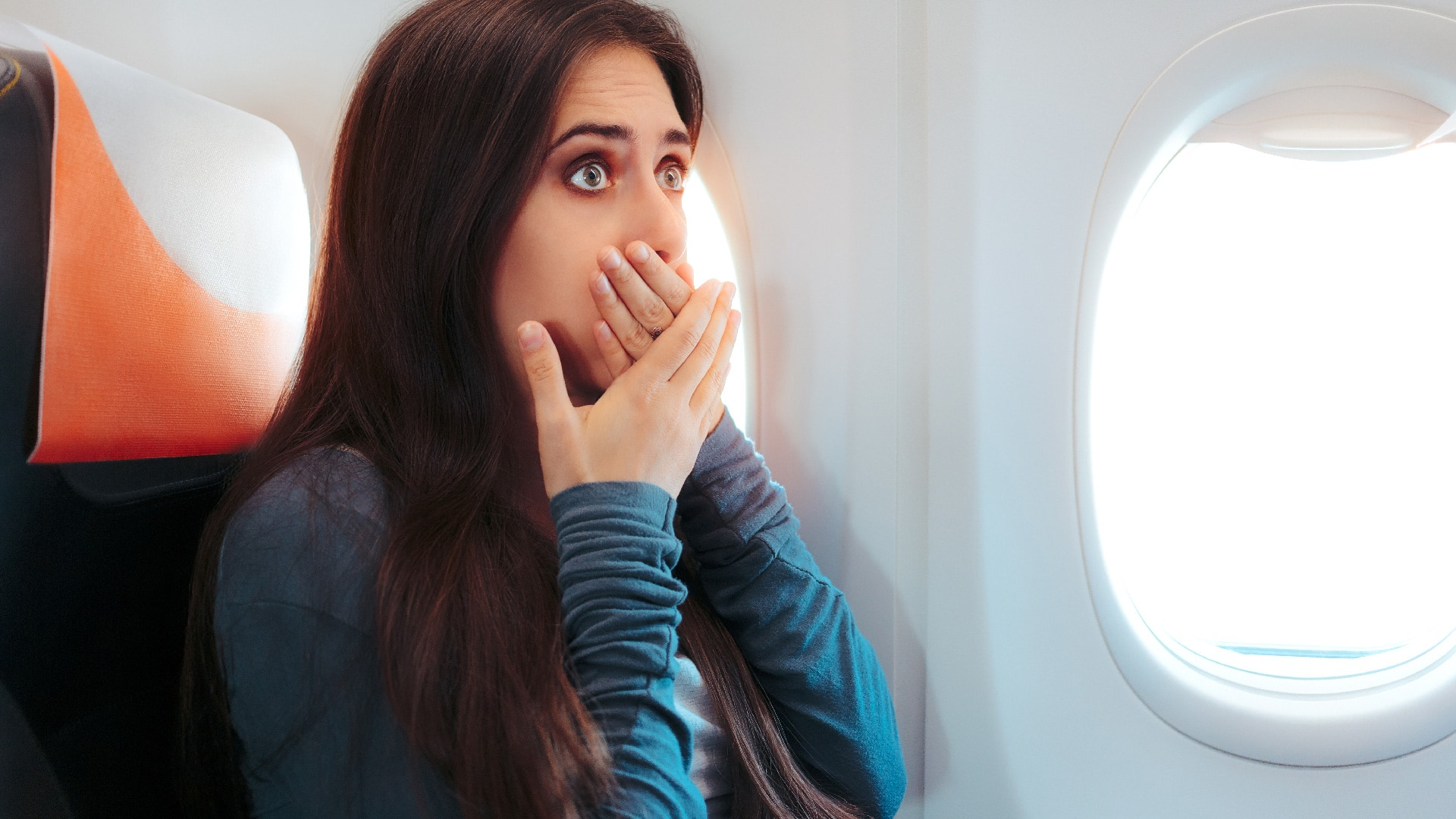 Avoid wearing strong fragrances on your flight