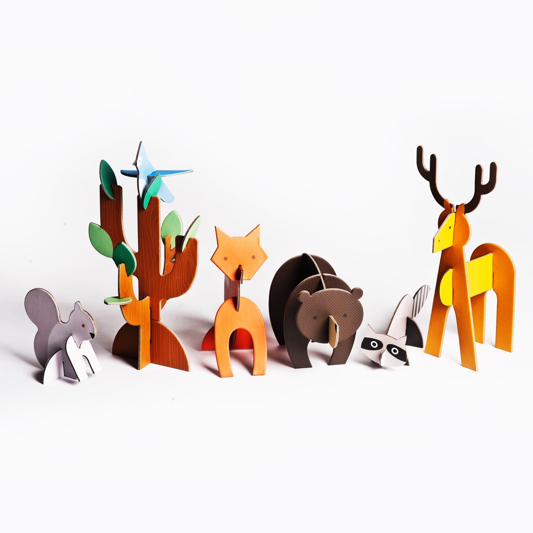 timberland creatures