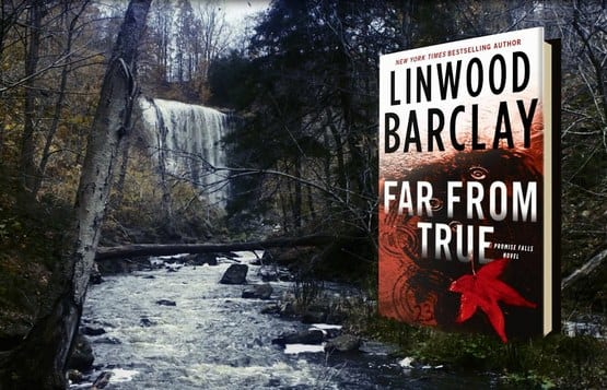 Linwood Barclay Q&A - YouTube