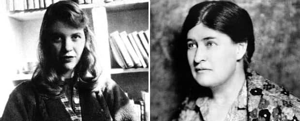 Sylvia Plath and Will Cather