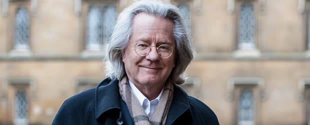 A.C. Grayling. Photo credit: <a href='http://www.distantcloud.co.uk/'>Chris Boland</a>