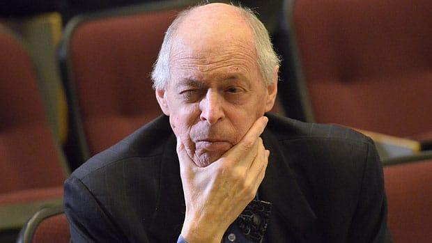 McGill University law professor Roderick A. Macdonald. (Owen Egan)