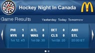 CBC Sports iPhone site