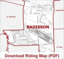 Radisson  Manitoba  CBC News