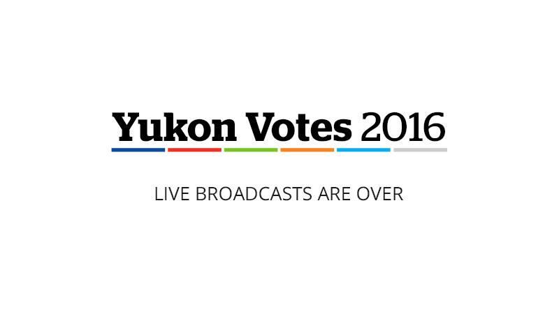 Yukon Election 2016 Live Results Cbc