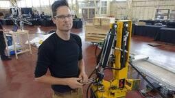 Maker Faire can crusher.JPG