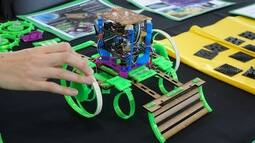 Maker Faire tracker
