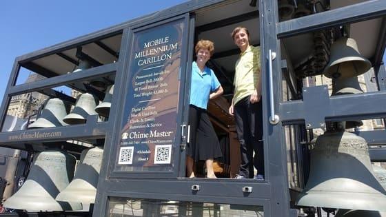 Mobile Millennium Carillon