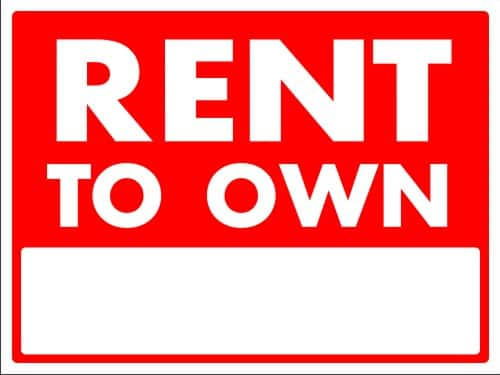 Rent To Own Schemes Found To Take Advantage Of Customers