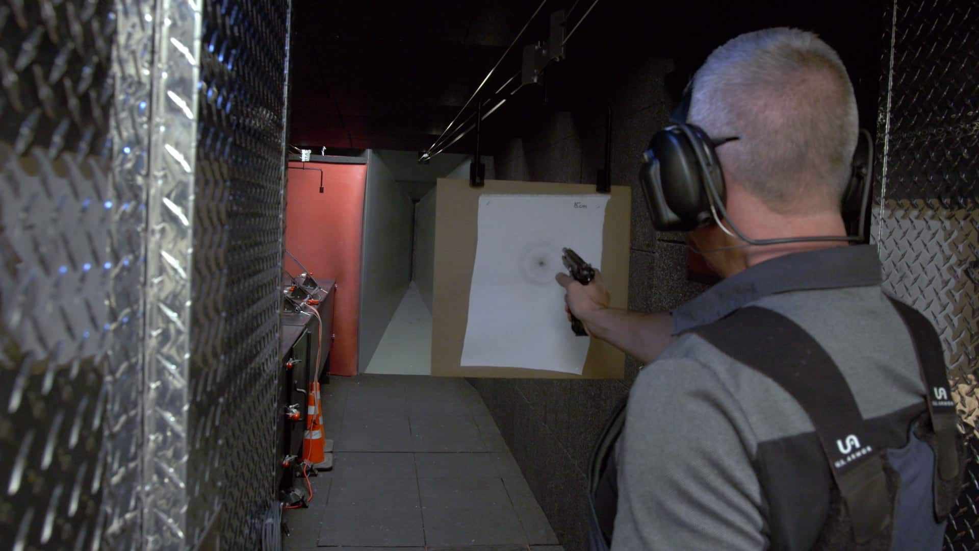 Director's thoughts: Calgary Police - Forensic Firearms Lab