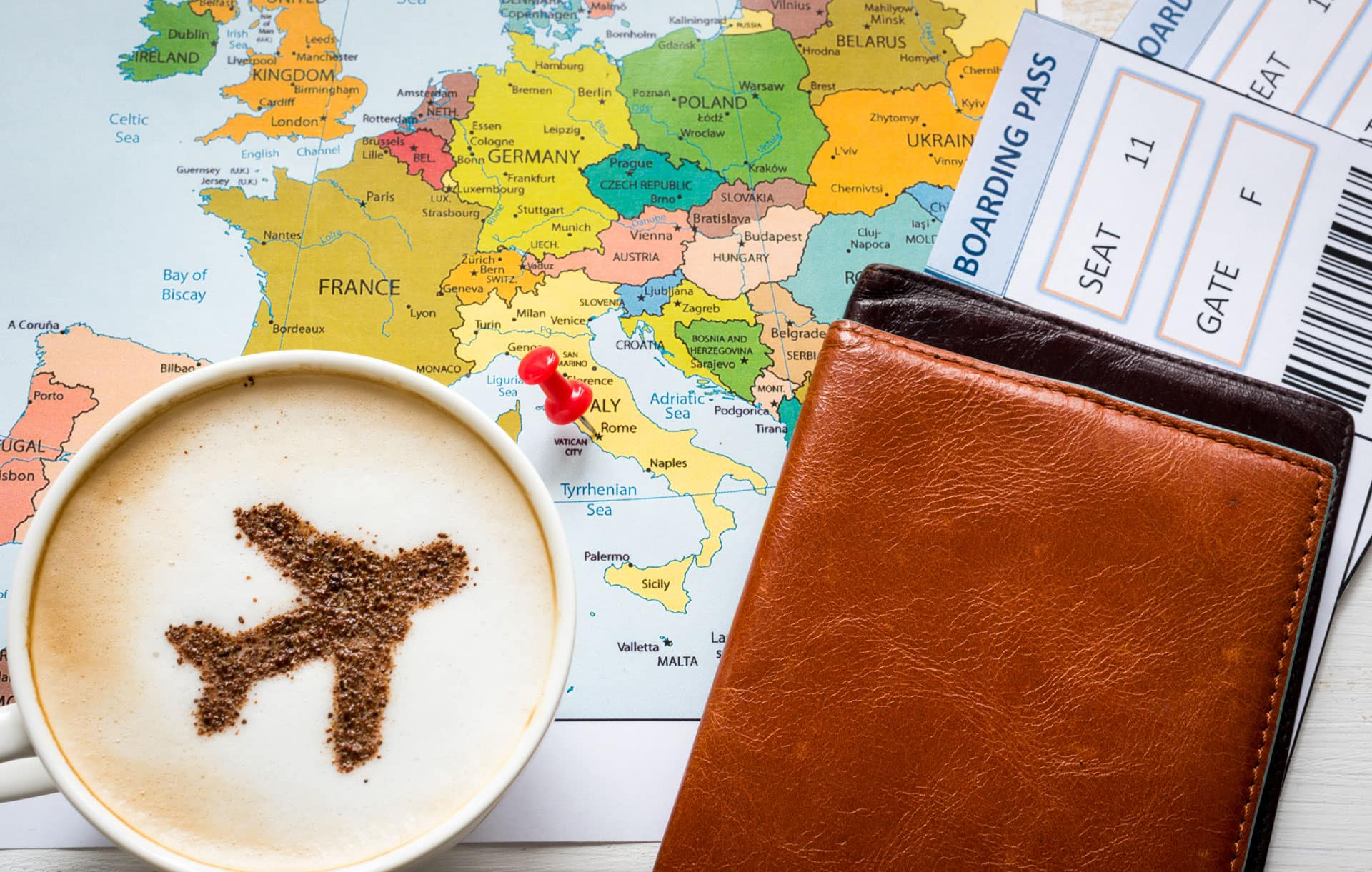 Staying safe while travelling abroad