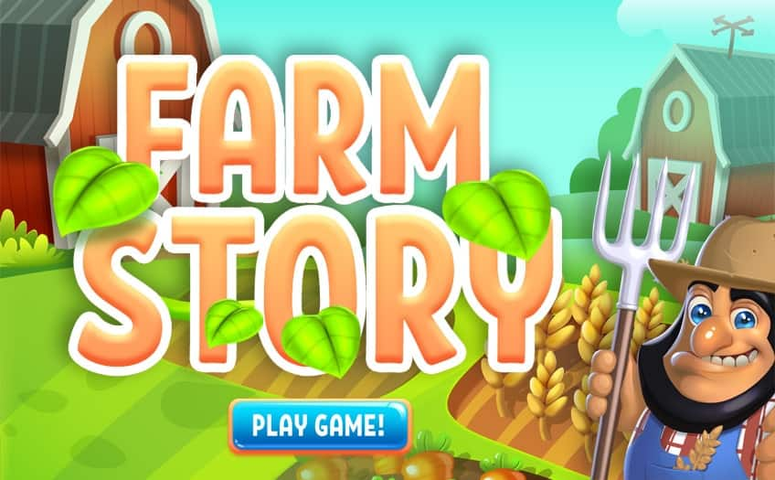 Farm Story | Play Free Online Games for Kids | CBC Kids