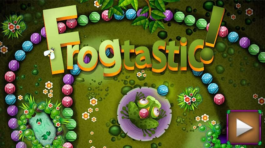 Frogtastic Play Free Online Games For Kids Cbc Kids