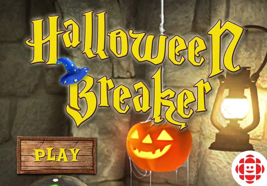 Halloween Breaker Play Free Online Games for Kids CBC Kids