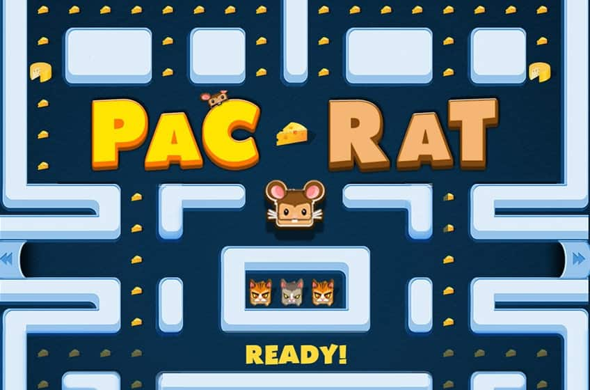 Pac Rat Play Free Online Games For Kids Cbc Kids