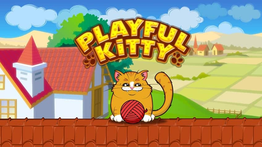 Playful Kitty Play Free Online Games For Kids Cbc Kids