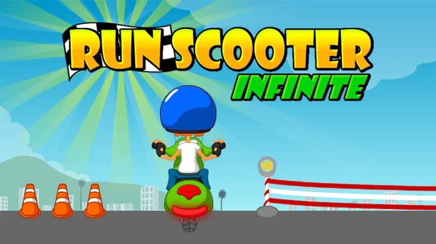 Run Scooter Play Free Online Games For Kids Cbc Kids