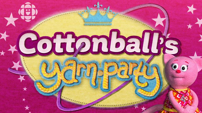 Cottonball's Yarn Party
