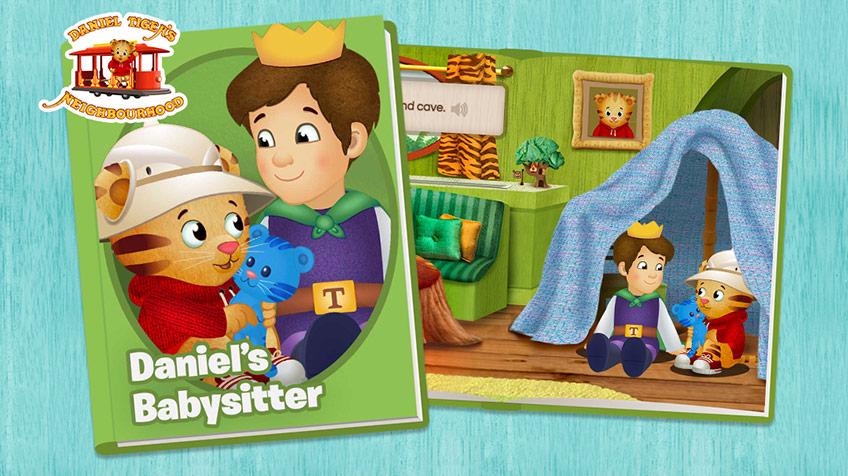 Daniel Tiger's Babysitter