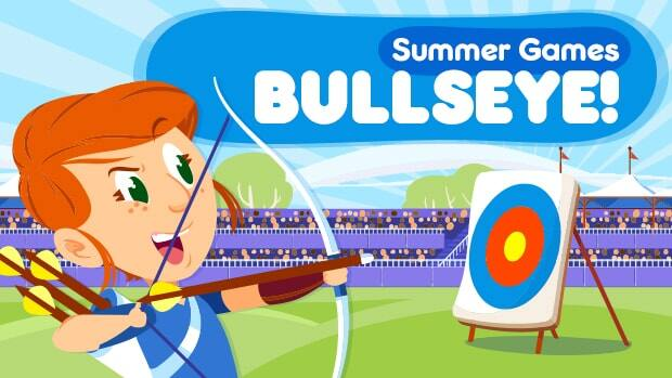 Summer Games - Bullseye