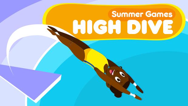 Summer Games - High Dive